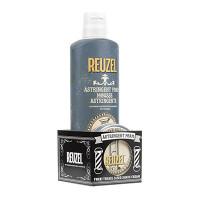 Набор Мусс после бритья 200 мл + Крем для бритья 28 гр Reuzel