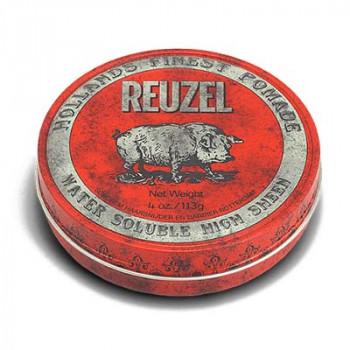 Помада средней фиксации Красная Reuzel Water Soluble Red Pomade Pig 113 гр
