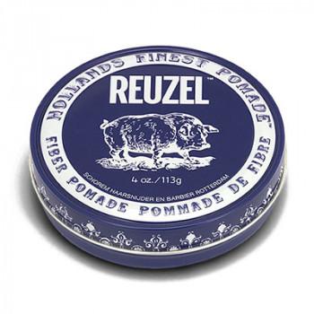 Помада для укладки подвижной фиксации Reuzel Fiber Pomade Pig 113 гр
