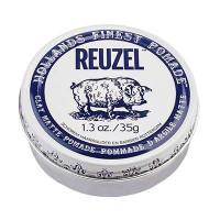 Помада для укладки средней фиксации Reuzel Clay Matte Pomade Piglet 35 гр