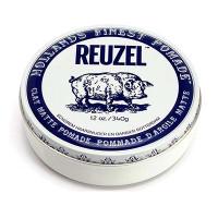 Помада для укладки средней фиксации Reuzel Clay Matte Pomade Hog 340 гр