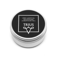 Крем-шампунь для бороды Trius «Сибирский лес»