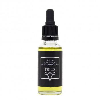 Масло для бороды Trius Premium  «Восточная ночь»