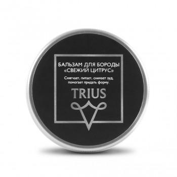 Бальзам для бороды Trius «Свежий Цитрус»
