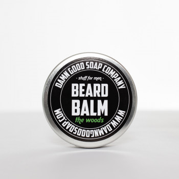 Бальзам для бороды Damn Good Soap Beard Balm (The Woods)