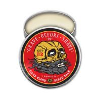 Бальзам для бороды Grave Before Shave «Cigar Blend» Beard Balm