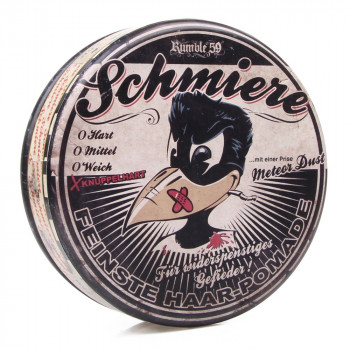 Помада для волос Schmiere Pomade rock-hard Meteor Dust