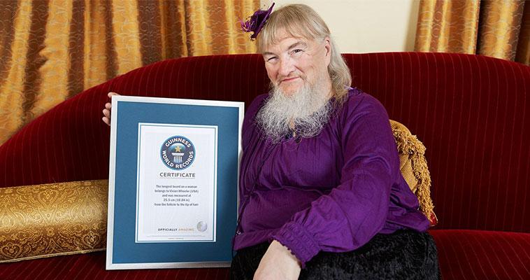 40 самых интересных фактов о бороде и ее владельцах