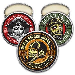 Средства для ухода за бородой от Grave Before Shave