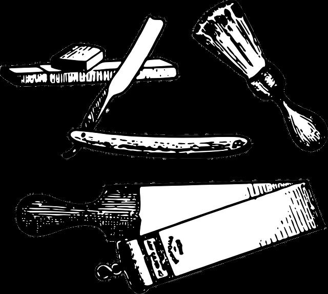 Заточка опасной бритвы