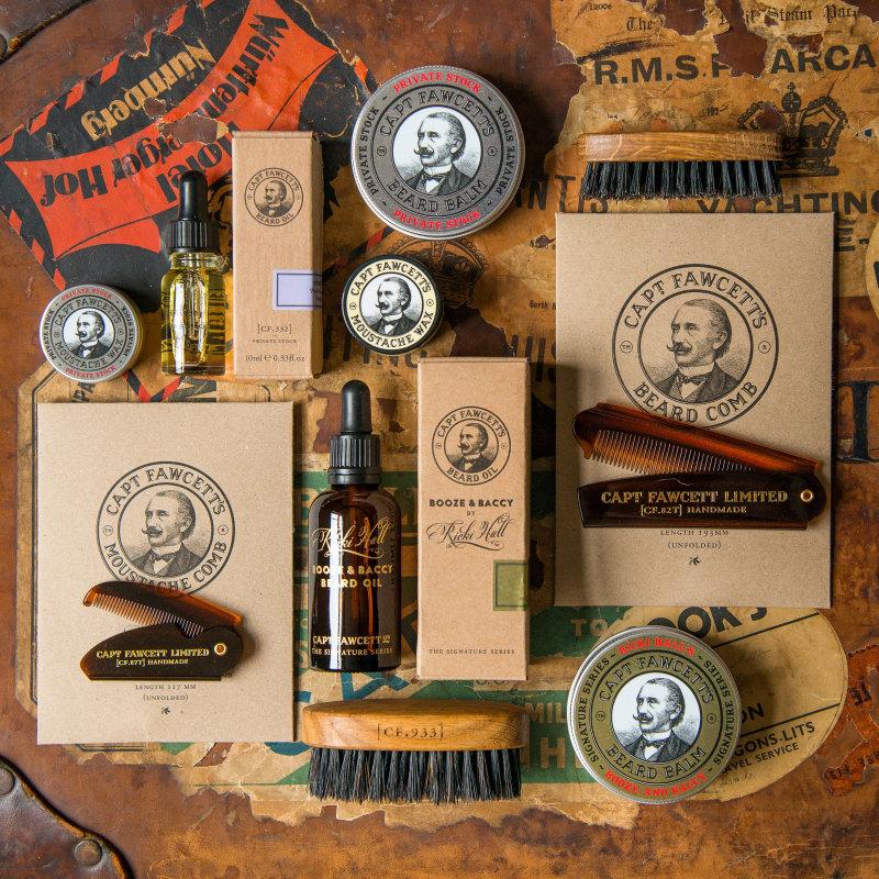 Полезные подарки для бородатых мужчин: брендовые масла, бальзамы и кремы